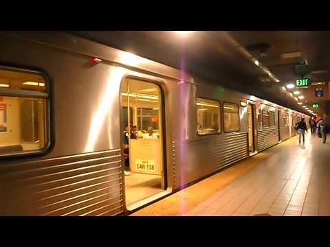 MTA Maryland: Baltimore Metro Subway @ Shot Tower/Marketplace