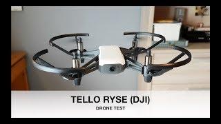 Tello Drone Ryze DJI - Test Complet Français