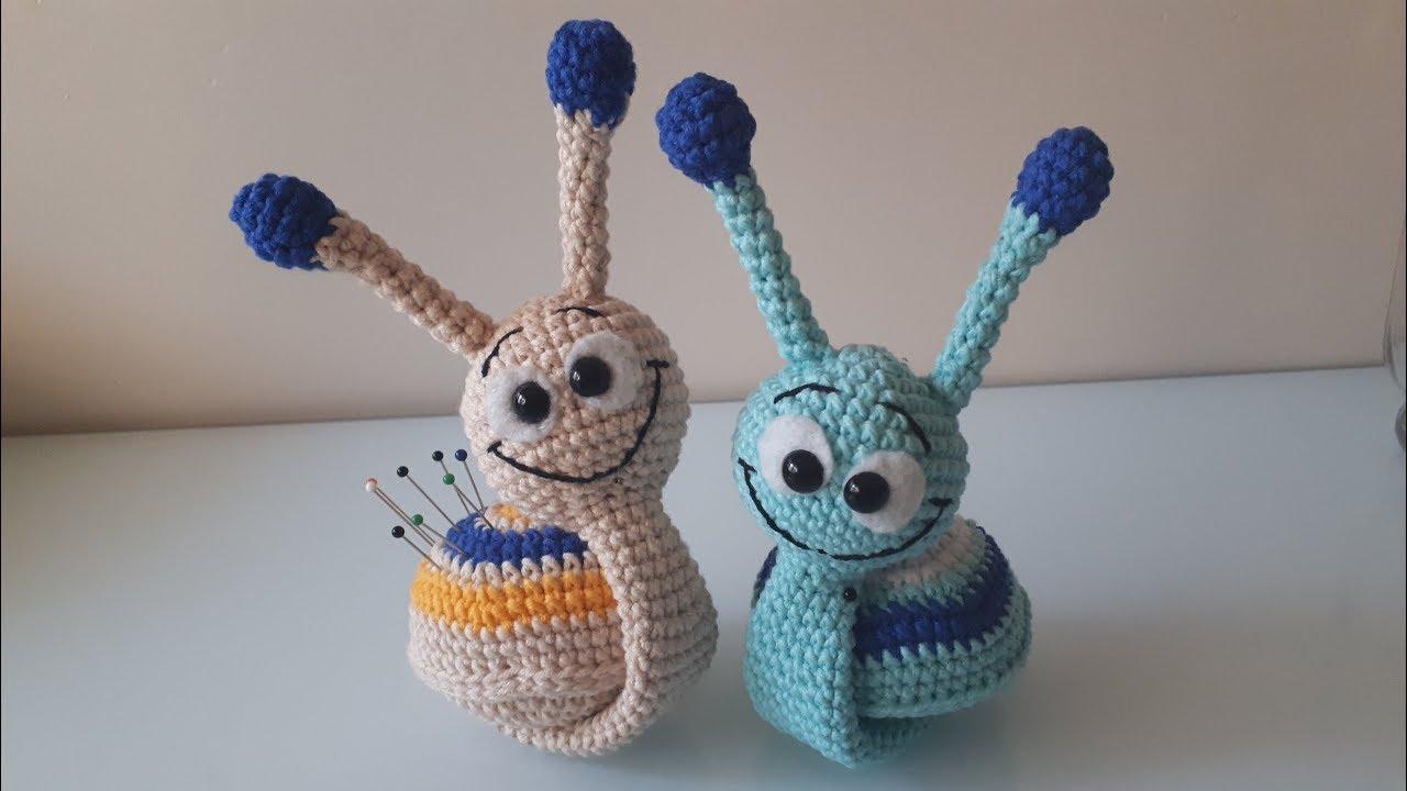 AMİGURUMİ PENGUEN ANAHTARLIK YAPIMI (crochet making a penguin ... | 720x1280