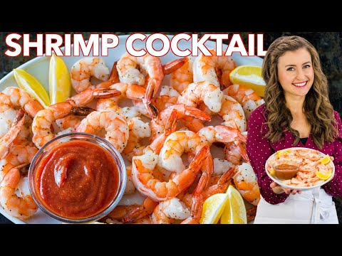 Shrimp Cocktail Recipe – Easy Appetizer in 15 minutes