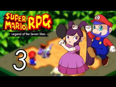 Let's Play Super Mario RPG [3] Bandit