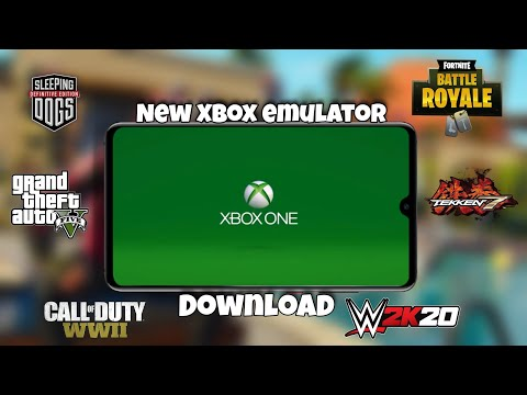 Download Now New XBOX Emulator For Android || Play Xbox Games On Android