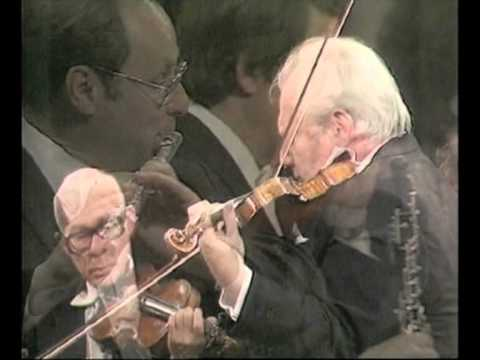 Mendelssohn - Violin Concerto Op. 64, Isaac Stern with the J