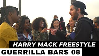 Freestyle Rap Based on Random Word Suggestions | Guerrilla Bars Episode 8