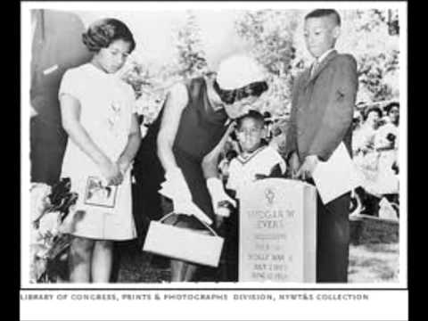 WGXC Morning Show June 24, 2013   A Tribute to Medgar Evers in song