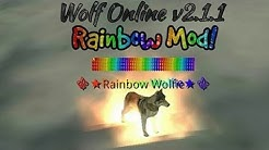 [OLD]|☆Rainbow  Mod☆|Wolf Online v.2.1.1 ~Free download!~  ×NO ROOT× (4th mod)