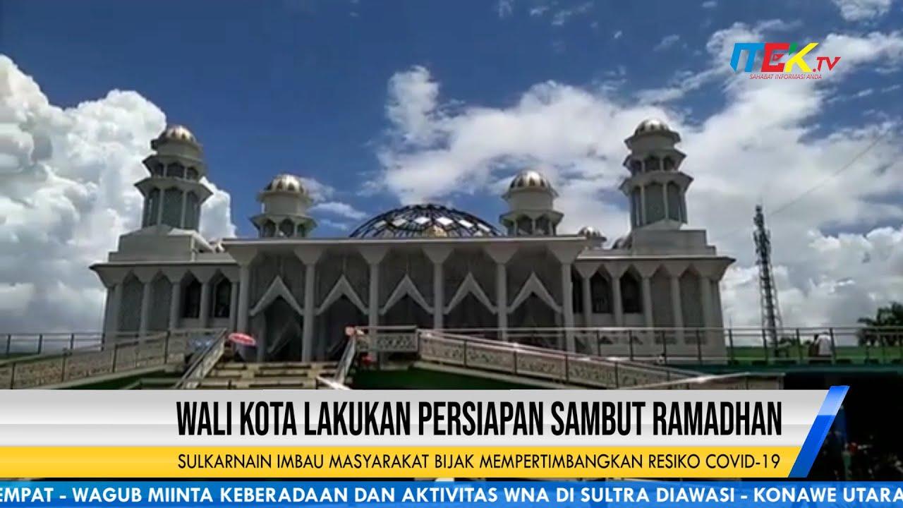 Wali Kota Lakukan Persiapan Sambut Ramadhan