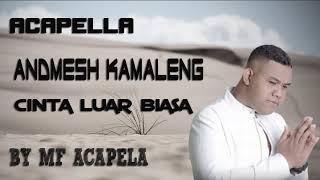 Andmesh Kamaleng - Cinta Luar Biasa (Acapella - Vocal Only)