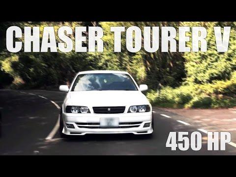 🐒 450HP 1JZ TOYOTA CHASER TOURER V