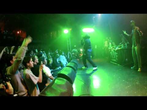 ScHoolboy Q  Figg Get The MoneyNightmare On Figg St  Troubadour Los Angeles, CA 12012
