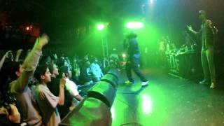 ScHoolboy Q - Figg Get The Money/Nightmare On Figg St. Live Troubadour Los Angeles, CA 1/20/12