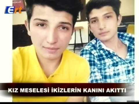Kız Meselesi Yüzünde İkiz Kardeşler Bıçaklandı