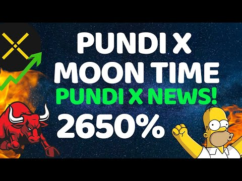 PUNDI X HOLDERS NEED TO WATCH THIS! | HUGE PUMP COMING | PUNDI X PRICE PREDICTION 2021!