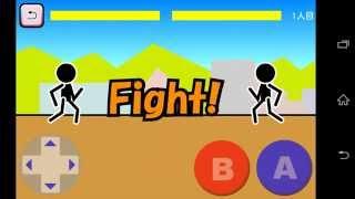 【逆に格ゲーの原点】シンプル格闘ゲーム系スマホアプリ「木拳」【暇つぶしゲーム】