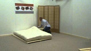 Shiki Futon Bed