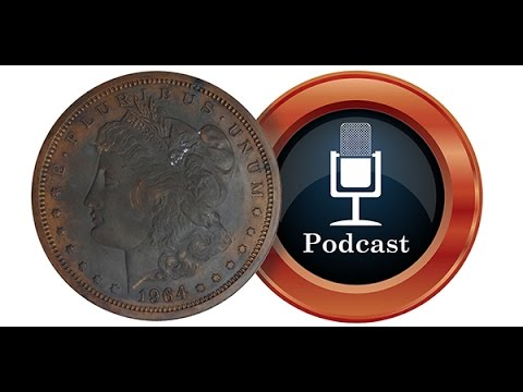 CoinWeek Podcast #39: Q. David Bowers discusses the 1964 Morgan Dollar - Audio Only