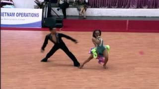 Vòng Nguyệt Quế | Chí Anh | Dancesport