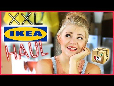 XXL IKEA HAUL - Erste Eigene Wohnung! 🙊