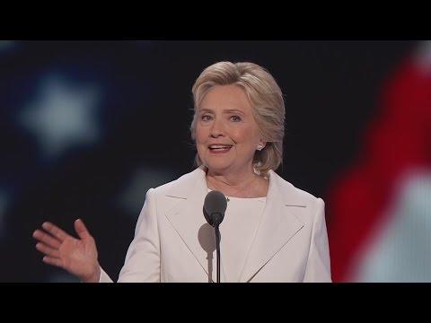 FULL VIDEO: Hillary Clinton