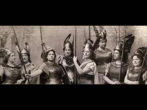 """Wagner: Die Walküre: """"The Ride of the Valkyries"""" by the Berlin State Opera Orchestra 1928"""