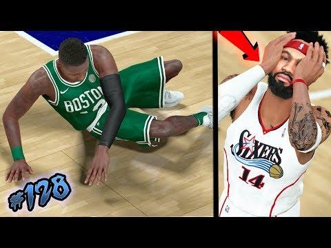 GAME ON THE LINE BUZZER BEATER!! NBA 2k18 MyCAREER Ep. 128