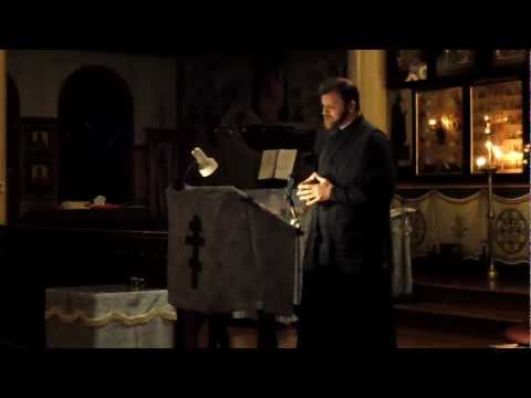 Introducing the Orthodox Church in American Culture. Fr Damick Part 5.mp4