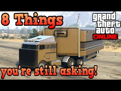 8 things you still ask about the GTA Online Gunrunning DLC