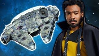 EVERY Modification Lando Calrissian Made to the Millennium Falcon
