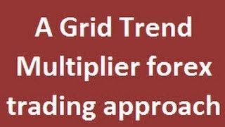 My personal Forex Grid Trend Trading Strategy using grid Gaps for Forex trading success 🌟🌟🌟🌟🌟