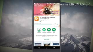 Video How to Download latest apk of uc mini Browser download MP3, 3GP, MP4, WEBM, AVI, FLV April 2018
