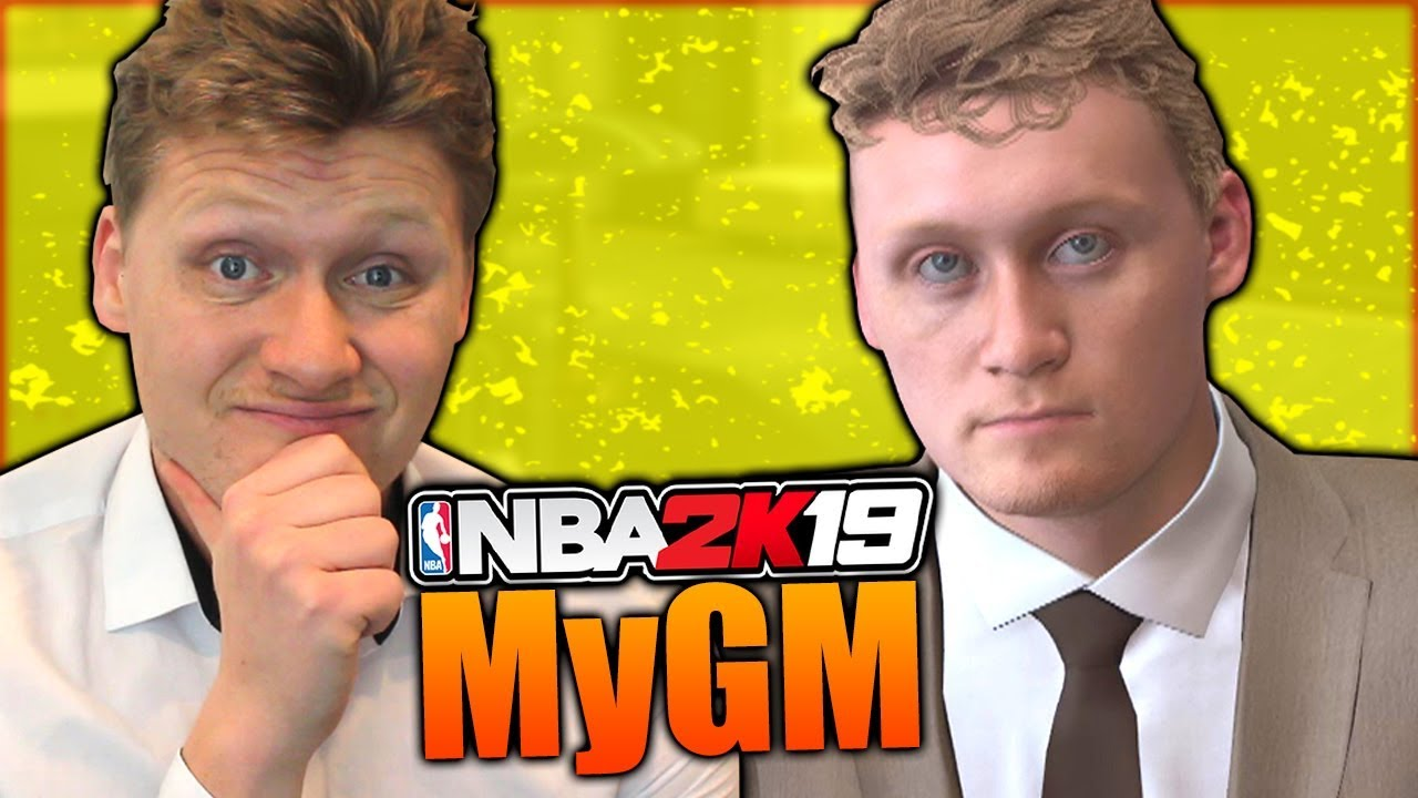 NBA 2K19 MyGM #2 - EXPANSION DRAFT AND FIRST SEASON!