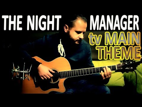 The Night Manager OST (Guitar TV Main Theme) / Fingerstyle #TABS #NavigatorStudio