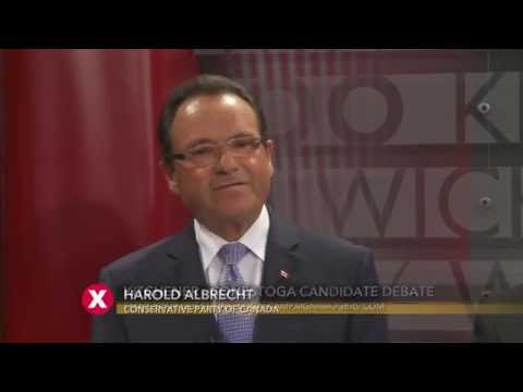 Kitchener-Conestoga – Canadian Federal Election 2015 – The Local Campaign, Rogers TV