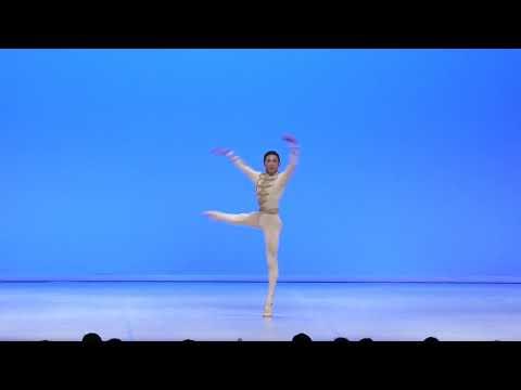 João Vitor Santana, 407 – Prix de Lausanne 2020 Prize Winner – Classical