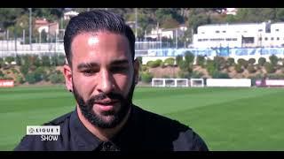 Adil Rami - Olympique de Marseille - Ligue 1 Conforama