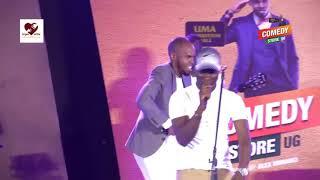 Alex Muhangi Comedy Store Nov 2019 - Rema 💍 Hamza Kwanjula