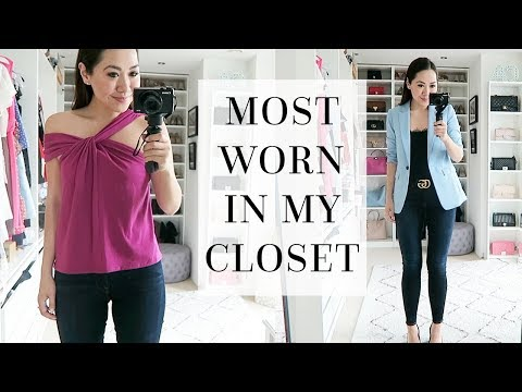 MOST WORN & LOVED IN MY WARDROBE  CLOTHING FAVOURITES