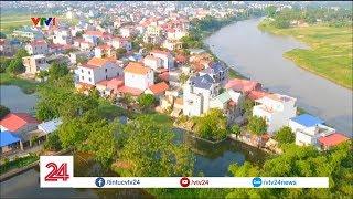 Ô nhiễm làng nghề dệt, nhuộm Phùng Xá | VTV24