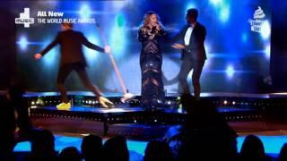 Mariah Carey - Meteorite - Live at The World Music Awards 2014