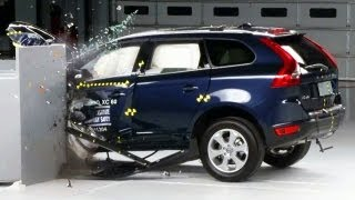 Repeat youtube video Crash Testing the 2013 Volvo XC60! - The Downshift Episode 51