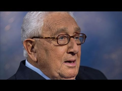 Henry Kissinger: Thatcher Changed the World's Political System