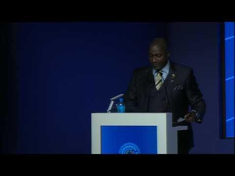 WTDC-17: H.E. Mr Supa Collins Mandiwanzira, Minister of Information Communication Technology
