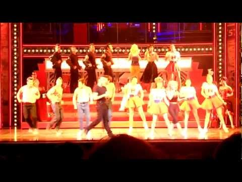 Grease in Manchester Palace Theatre