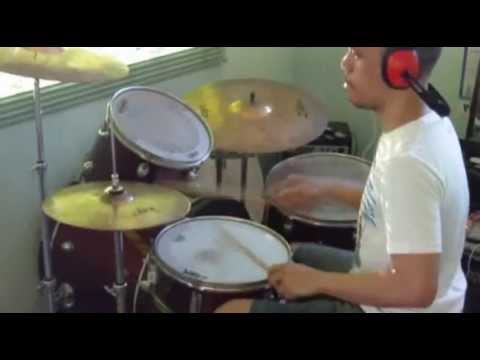 By Crooked Steps - Soundgarden - Drum Cover