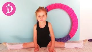 Шпагат. Как сесть на шпагат в домашних условиях? Гимнастика / Gymnastics