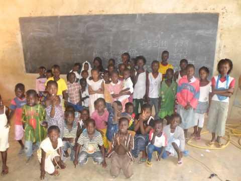 afrique mission humanitaire marine et pauline