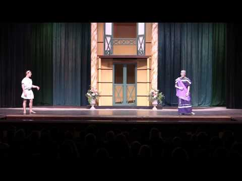 Edmond Santa Fe - 2013 Musical - A Funny Thing Happened on the Way to the Forum