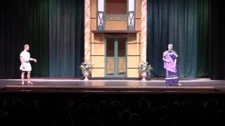 A Funny Thing Happened on the Way to the Forum - Santa Fe High School