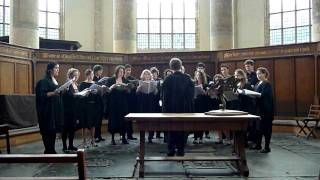 Cambridge Choir in de Oude Kerk Amsterdam (2): Remember not o Lord (Henry Purcell)
