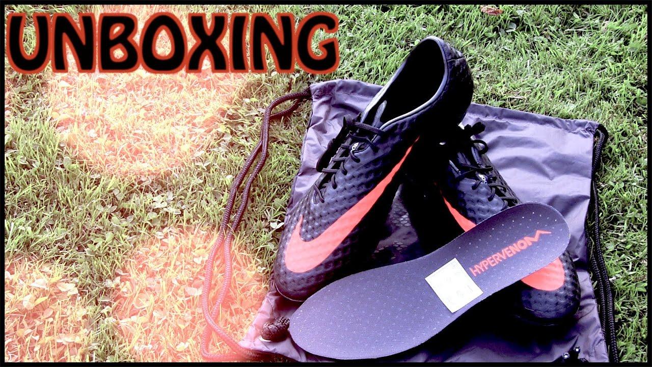 42fa803ae UNBOXING Nike Hypervenom Phantom FG